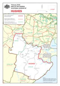 map-hughes-electorate